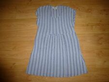 Women's The Masai Clothing Company Crumple Multi Stripe Sleeveless Dress M UK 12