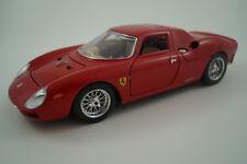Bburago Burago Modellauto 1:18 Ferrari 250 Le Mans 1965