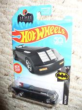 Hot Wheels 50th - Batman The Animated Series Batmobile - 256/365 (3/5) - 2018