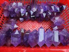 460g 1LB Natural AMETRINE Crystal Point Amethyst & Citrine Quartz GEM 7-14PCS