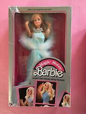 BARBIE MAGIC MOVES   NRFB 1985