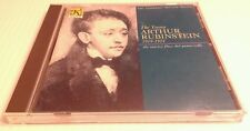 YOUNG ARTHUR RUBINSTEIN MASTER OF THE DUO ART PIANO ROLL KLAVIER CD - Rare VHTF