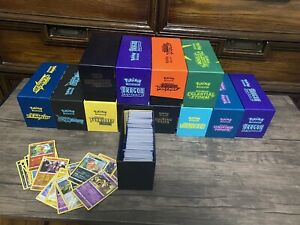 Pokemon Card Lot of 6000+ Bulk Holo and Non Holo Cards With Extras (Description)