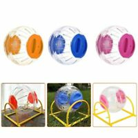Exercise Large Hamster Ball Gerbil Rat Small Pet Activity Play Toy  Luxury Hot