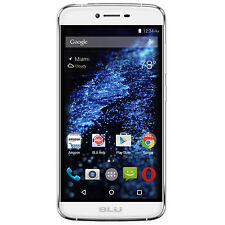 BLU Studio One 16GB Unlocked GSM 4G LTE 13 MP QuadCore Smartphone - White