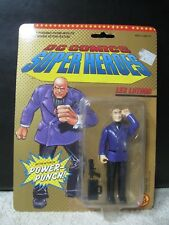 DC COMICS SUPER HEROES LEX LUTHOR FIGURE 1989 SUPERMAN TOYBIZ VINTAGE MOC