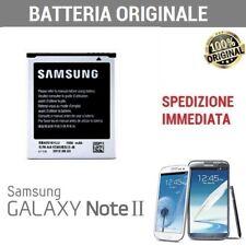 Batteria ORIGINALE SAMSUNG  3100mAh GALAXY NOTE DUE 2 II N7100 EB595675LU NUOVA