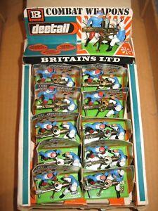 britains britain soldats légion étrangère deetail mitrailleuse figurine