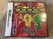 Gogo's Crazy Bones (Nintendo DS, 2012) *** BRAND NEW ***