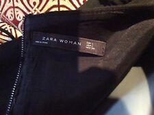 """Zara """"Woman"""" Dress - Black - Size L Preloved"""