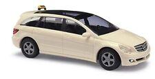 "Busch 49702 - 1/87/h0 mercedes-benz R-clase ""taxi"" - nuevo"
