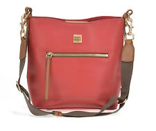 Dooney & Bourke Color Geranium Roxy bag NEW