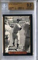 1993 Pinnacle #8 Joe DiMaggio BGS 9.5 GEM MINT 1/1 Yankees