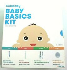 Fridababy Baby Basics Care Kit Multi-kit New Opened Box
