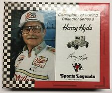 SEALED Champions Of Racing HARRY HYDE Sports Legends Collector Series 30Card Set