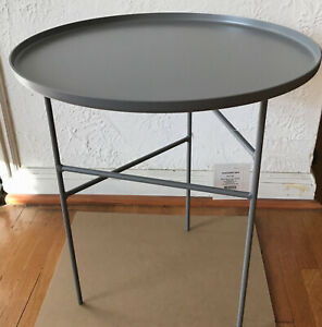 Project 62 - Elgin Accent Table - Gray Target