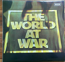 The World At War OST, Carl Davis, Decca SPA 325, Near Mint, FREEPOST!