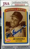 Joe Garagiola 1990 Swell JSA Coa Autograph Authentic Hand Signed