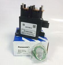 1pc AEV18012 PANASONIC/MATSUSHITA AEV18012W RELAY AUTOMOTIVE SPST 80A 12V NEW!