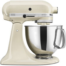 KitchenAid Artisan Series 5-Quart Tilt-Head Stand Mixer in Almond Cream