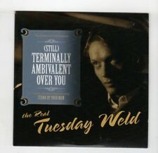 (IF661) The Real Tuesday Weld, (Still) Terminally Ambivalent Over You 2005 DJ CD