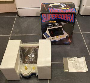 Gakken Super Cobra LSI Game With Box And Manual