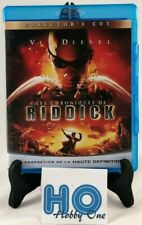 Blu-Ray - the Chronicles of Riddick - Wine Diesel - Mint