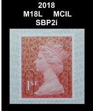 2018 - 1st - M18L MCIL code C - SBP2i