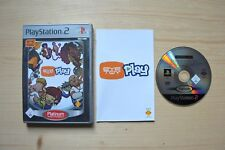 Ps2-EyeToy: play - (OVP, con instrucciones)