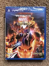 Ultimate Marvel vs Capcom PS Playstation Vita Jeu Neuf Scellé