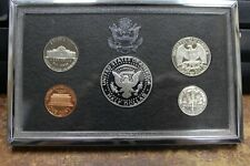 1997-S United States Mint Premier Silver Proof Set