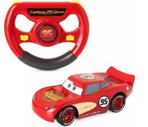 Cars Disney Pixar DisneyStore Lightning McQueen Remote Control Vehicle – Cars