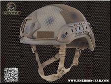 EMERSON ACH MICH 2001 Helmet-Special action version (SEALs Painted) EM8979D