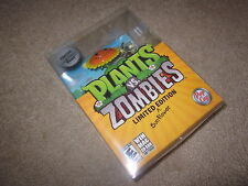 PVZ Plants vs. Zombies Limited Sunflower Edition (PC/Windows 10/8) collector NEW