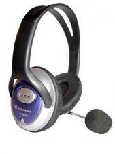 Écouteurs audio portatif contrôle du volume pour Supra-auriculaires (sur l'oreille)