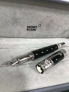 Queen Elizabeth Signed Memorial Fountain Pen