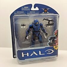McFarlane Toys HALO Blue Spartan Recon 10th Anniversary Series Action Figure NEW
