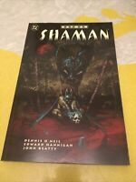 Batman Shaman Paperback TPB OOP HTF Rare First Printing