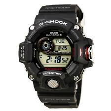 Casio Men's Watch G-Shock Rangeman Tough Solar Digital Strap GW9400-1