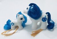 G1 Style Hanukkah Pony Custom Hqg1c - Dreidel & Lil' Star / Holiday