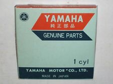 YAMAHA NOS PISTON RINGS - RT1M - RT1MX - 1mm - 70-71 - 284-11611-40