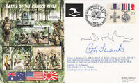 50th Anniv of Battle of Kumusi River. Signed.by Boeing 747 crew