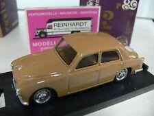 1/43 Brumm R 89 Alfa Romeo HP 90 braun
