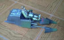 Nave Star Wars: Speeder Bike con piloto: POTF 2 Power of the Force Expanded Univ