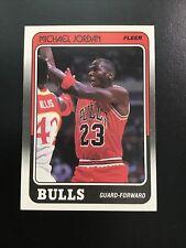 *1988-89 Fleer # 17 Michael Jordan NM+