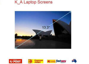 """13.3"""" HD Laptop Screen for Dell Latitude 3340 3350 3380,Chromebook 3380 Nontouch"""