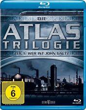 Blu-ray * DIE ATLAS TRILOGIE - TEIL 1 : WER IST JOHN GALT ? # NEU OVP %
