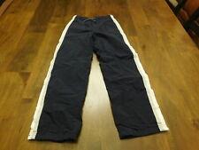 Gymbore Size 7 Athletic Style Pants Blue/White/Gray