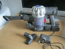 Dyson handheld vacuum cleaner with charger