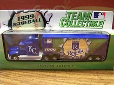 MLB, 1999 KANSAS CITY Royals, TEAM COLLECTIBLES, White Rose Collectibles